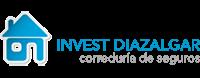 Logotipo Invest Diazalgar Correduría de Seguros