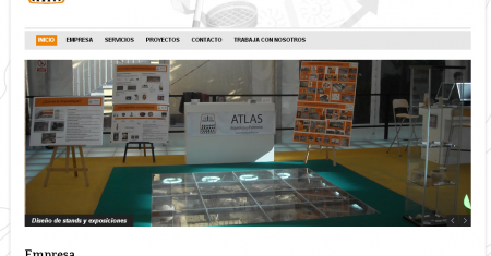 Web Atlas Arqueología y Patrimonio