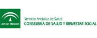 Logotipo Servicio Andaluz de Salud de la Junta de Andalucía