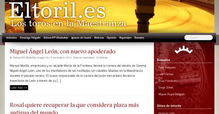 Web eltoril.es
